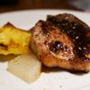 レストラン・レヴェリエの料理